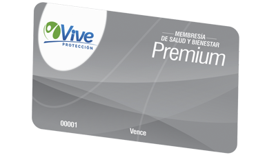 vive proteccion membresia familiar